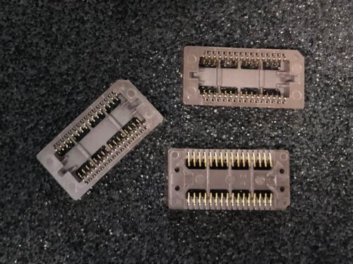 AMP 3-822411-1 IC Socket, SOJ32, 32 Contact(s) **NEW** Qty.2