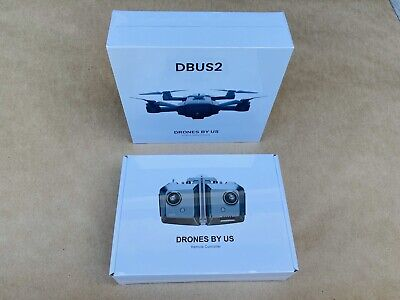 DBUS2 Professional Foldable Lightweight Long Range 4K Camera Drone +remote