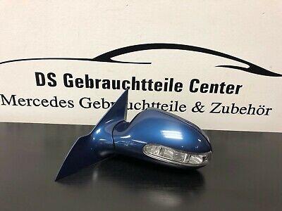 Orig. Mercedes Benz CLK W209 A209 Außenspiegel el. Einklappbar Links 345 Blau