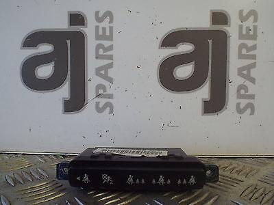 NISSAN QASHQAI 1.5 DCI 2007 SEAT BELT WARNING LIGHTS 68260-JD02AH
