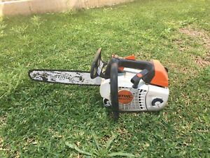 Stihl MS201TC Arborists Chainsaw in Excellent Condition