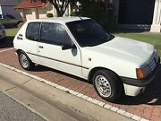 Peugeot 205 North Haven Port Adelaide Area Preview