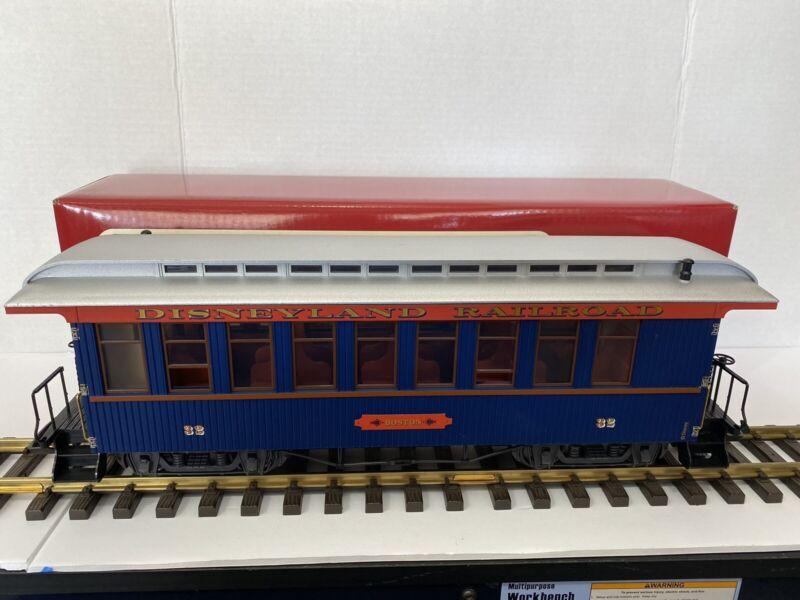 Lgb Disney 33806 Boston Blue Disneyland Railroad