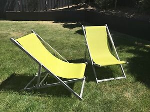 Brand new on trend deck aluminium frame cost 299 Sell$150! Sandy Bay Hobart City Preview