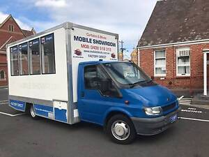 2002 Ford Transit Moonee Ponds Moonee Valley Preview