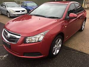 HOLDEN CRUZE TURBO DIESEL AUTO GREAT UBER CAR FINANCE ON SITE Eagle Farm Brisbane North East Preview