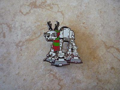 Pin Trading Disney Pins Star Wars At At All Terrain Armored Transport Christmas