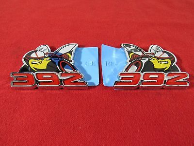 DODGE CHARGER SCATPACK 392 Emblem Right & Left Side NEW OEM MOPAR