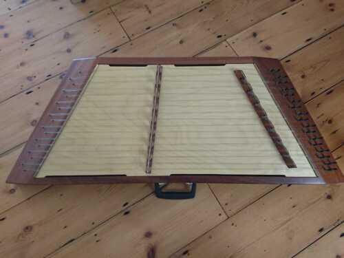 Hammered Dulcimer musical instrument 9/8