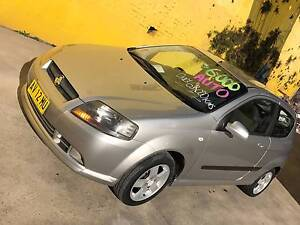 CHEAP HATCH WITH REGO LOW KMS 2007 Holden Barina Granville Parramatta Area Preview