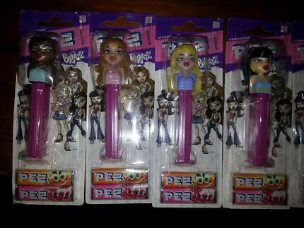 Bratz Pez Dispensers Mint in pack Glenorchy Glenorchy Area Preview