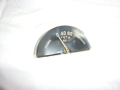 1949 Plymouth Oil Pressure Gauge 1302624 24525    -  PL506