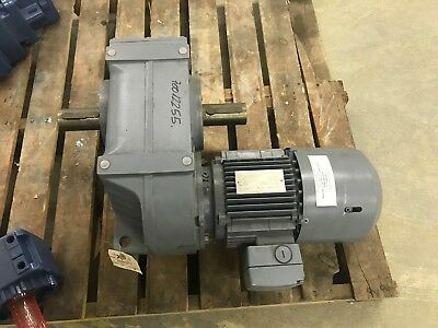 Sew-usocome F77 Sdt90l82bmghfthis Electric Motor Reducer Drive 1.77hp