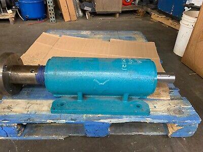 New Slurry Pump Bearing Cartridge Assembly Total Length 34 Input Shaft 2-14 D
