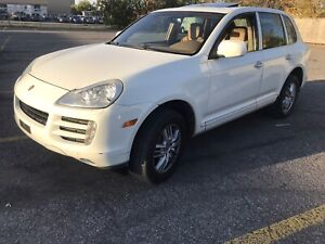2008 porsche cayenne mint condition