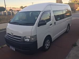 Toyota Hiace Commuter Bayswater Bayswater Area Preview