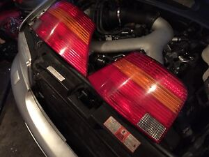 VW GOLF MK4 Taillights