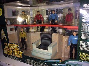 Star Trek  Figure Set