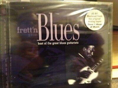 Frett'n the Blues: Best of the Great Blues Guitarists Vanguard