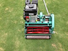 Scott Bonnar Reel Mower North Haven Port Adelaide Area Preview