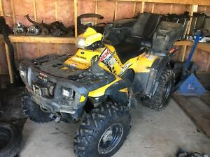 2004.5 Polaris sportsman for parts or repair