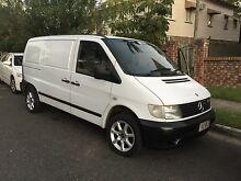 2004 Mercedes-Benz Vito Turbo Diesel Long Rego +RWC Coorparoo Brisbane South East Preview