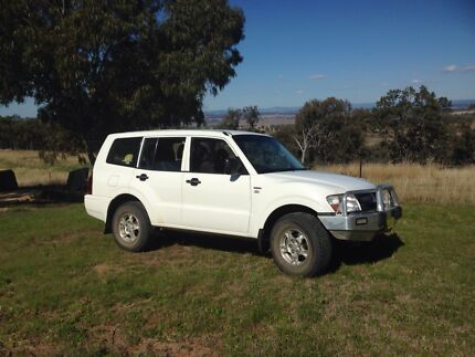 2006 Mitsubishi Pajero Inverell Inverell Area Preview