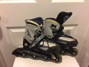 Adjustable 4-7 rollerblades
