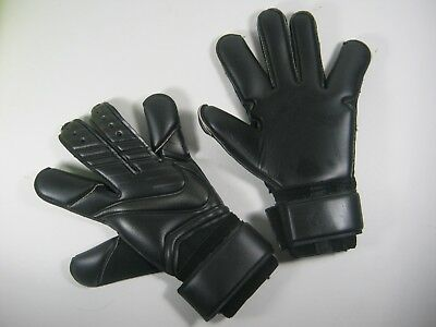 Nike GK Vapor Grips Goalkeeper Gloves Adult Men s Women s Size 6 Black  120 47c7ae684b