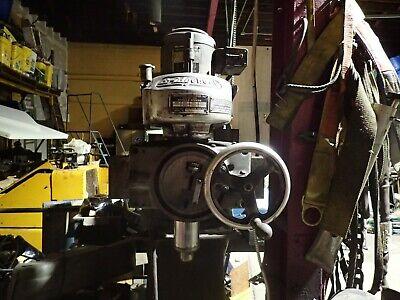 Bridgeport Model T Cherrying Head Attachment 12 Hp 208-220440v 3-ph Used Good