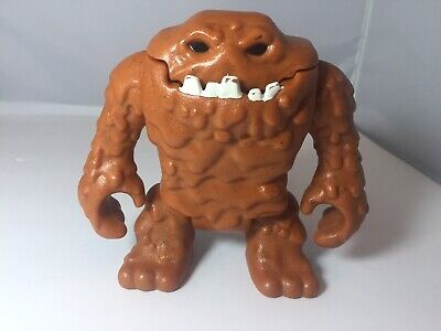 Imaginext Fisher Price Clayface Man Figure DC Comics EUC
