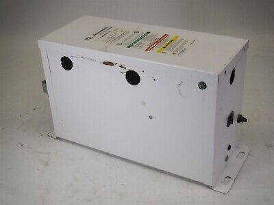 Used Allanson 1230fpx120 Neon Tube Transformer 120v 60hz 12000v 30ma 1d