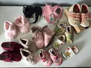 0-18 month Baby girl shoes
