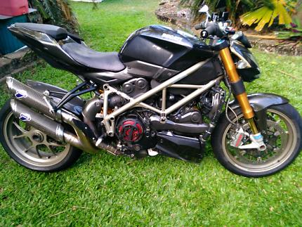 Ducati streetfighter s