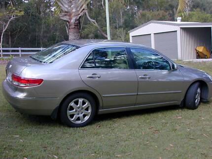 2004 Honda Accord V6 Luxuary Sedan