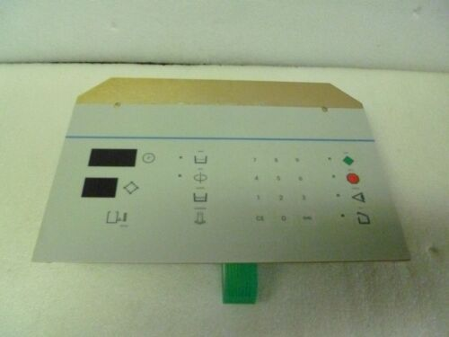 THERMO SCIENTIFIC SORVALL CW2+ CELL WASHING CENTRIFUGE CONTROL PANEL