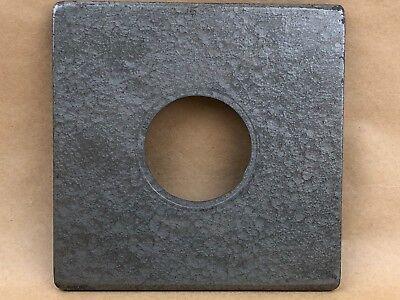 Панели для объективов Large Format Metal