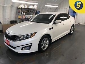2014 Kia Optima LX * Heated front seats * Hands free steering wh