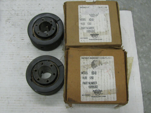 Infinit-Indexer Coupling HDI-50, 1250 Hub 3 Used 1 New