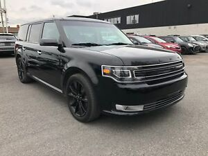 2018 Ford Flex LIMITED AWD CUIR MAGS 20  NAVI