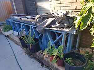 Metal Frames for roof or patio Ellenbrook Swan Area Preview