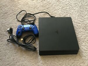 PlayStation 4 1TB in great condition