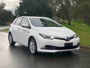 2016 TOYOTA COROLLA AUTO HYBIRD GREAT FUEL ECONOMICAL Torrensville West Torrens Area Preview