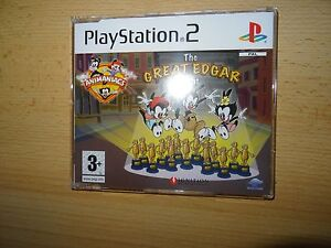 ANIMANIACS-THE-GREAT-EDGAR-HUNT-SONY-PLAYSTATION-2-PS2-JUEGO-PROMO-NUEVO