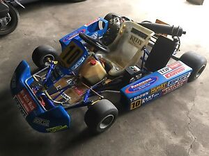 Go kart 125 2 stroke swap Thirlmere Wollondilly Area Preview
