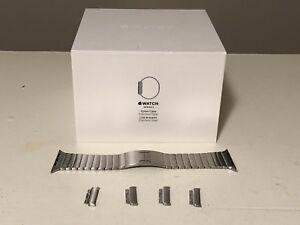 Apple Watch Silver Link Bracelet for 42mm & 44mm