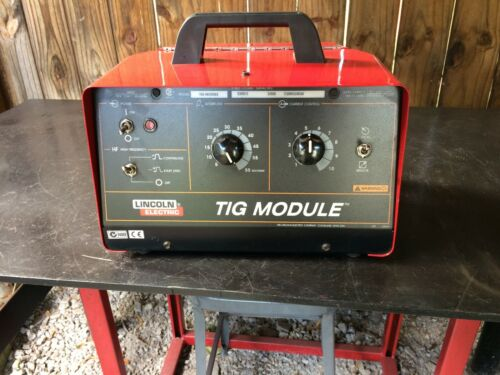 lincoln tig module k930-2