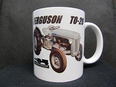 Ferguson To-20 Coffee Mug