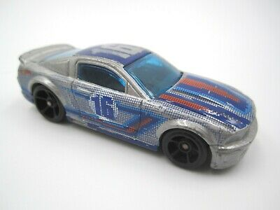 HOT WHEELS '07 FORD MUSTANG – Loose