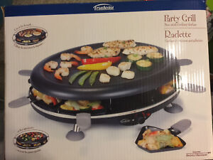 Trudeau Raclette Grill